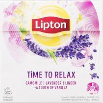 Чай Lipton Infusion Detox травяной в пирамидках