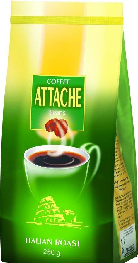 Кофе Attache Italian Roast 250 г.