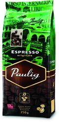 Кофе Paulig Эспрессо в зернах 250 гр