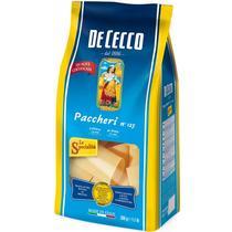 Макаронные изделия De Cecco Paccheri №125