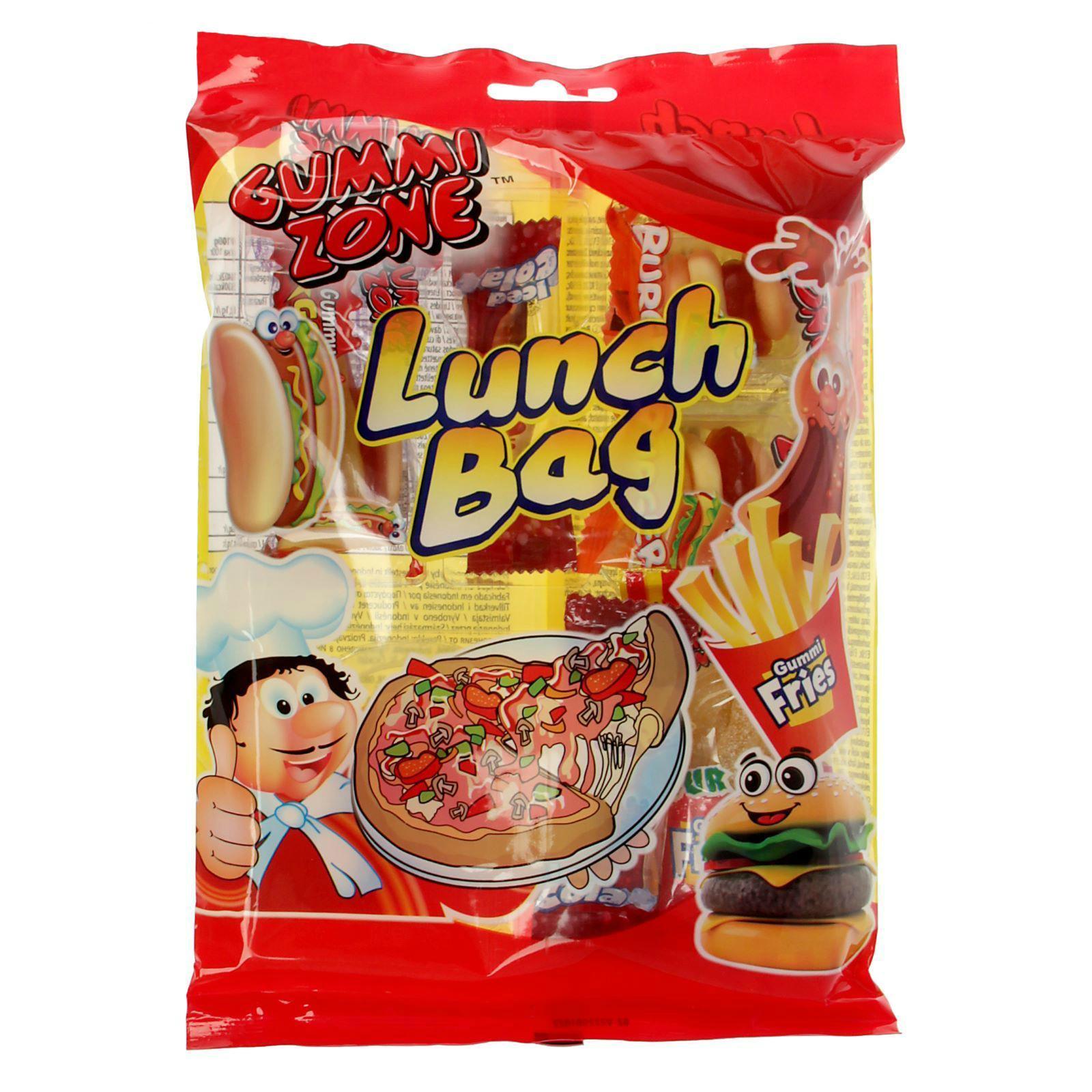 Мармелад Gummy Zone Lunch Bag