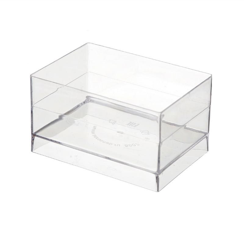 Чашка PS Пара прозрачная 60мл. 5,8х4,5см.