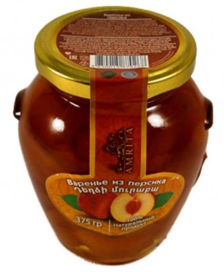 Варенье Amrita Из персиков