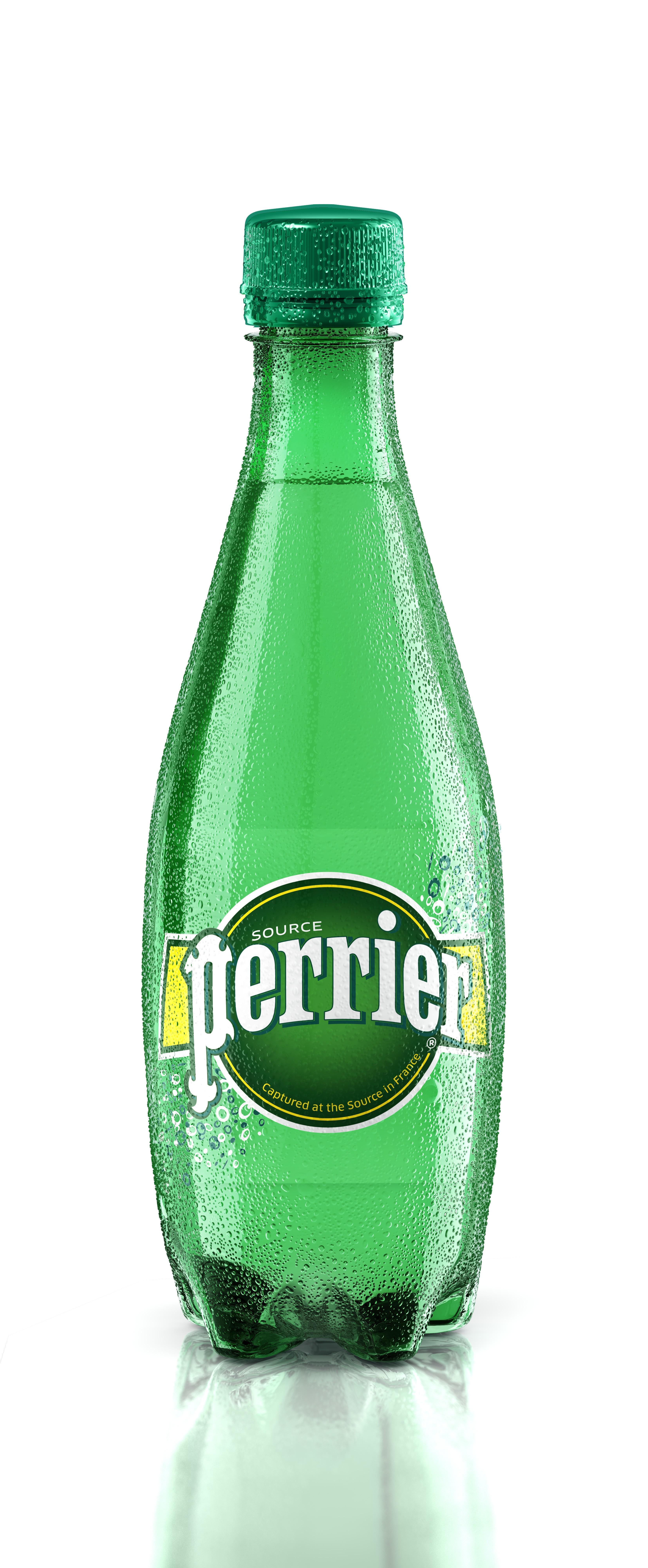 Вода минеральная Perrier Газированная гидрокарбонатно-кальциевая
