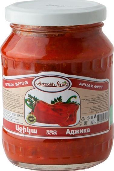 Аджика Artsakh Fruit