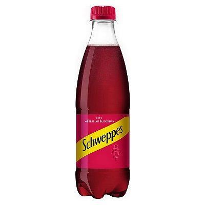 Газированный напиток Schweppes Пряная клюква