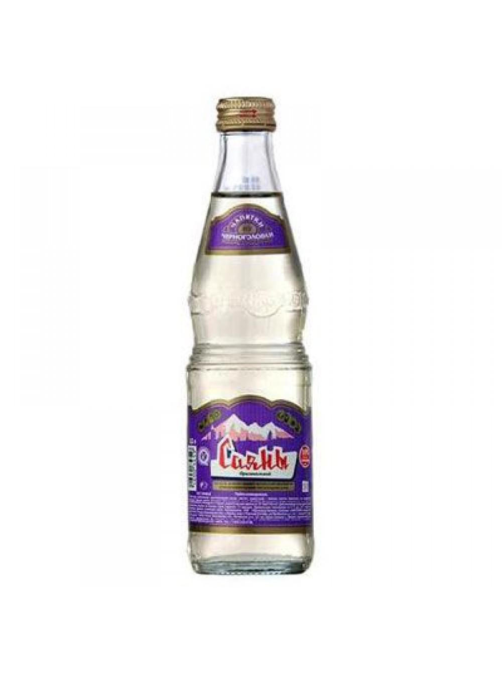 Газированный напиток Напитки из Черноголовки Саяны оригинальный