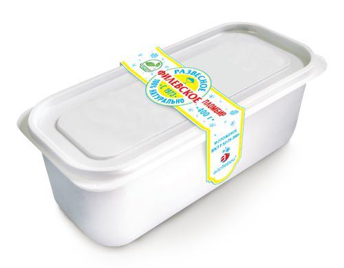 Мороженое Филевское Стандарт Клубника