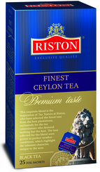 Чай Riston Finest 25 пакетов
