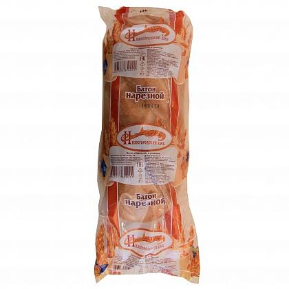 Батон Нижегородский Хлеб нарезной 195 гр.