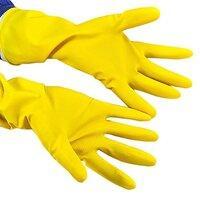 Перчатки Aro резиновые хозяйственные, 3шт