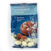 Драже Fine Life миндаль в белой шоколадной глазури