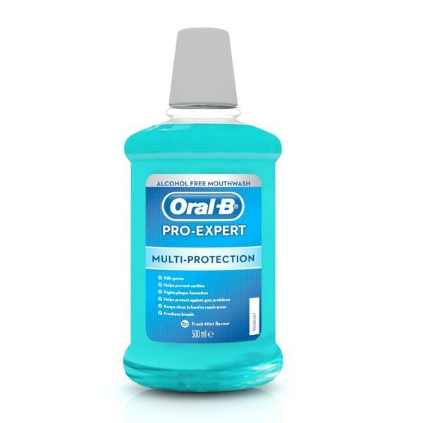 Ополаскиватель Oral-B полости рта мульти-защита