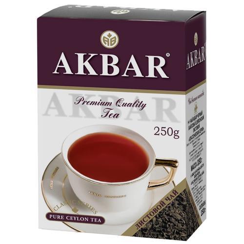Чай Akbar Классическая серия листовой