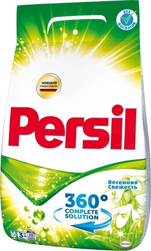 Стиральный порошок Persil 360° Complete Solution весенняя свежесть 3кг