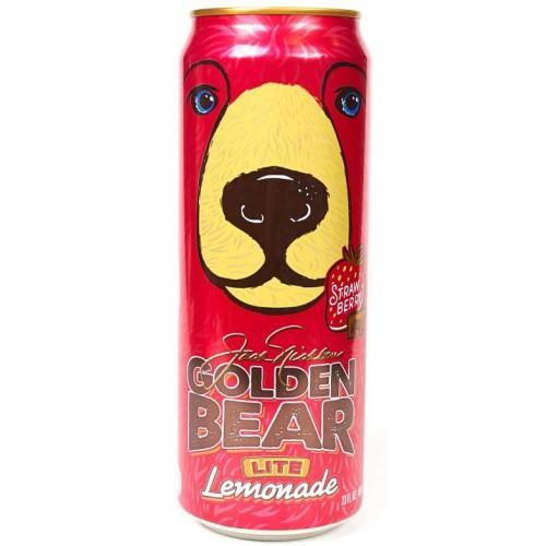 Газированный напиток Arizona Golden Bear Strawberry