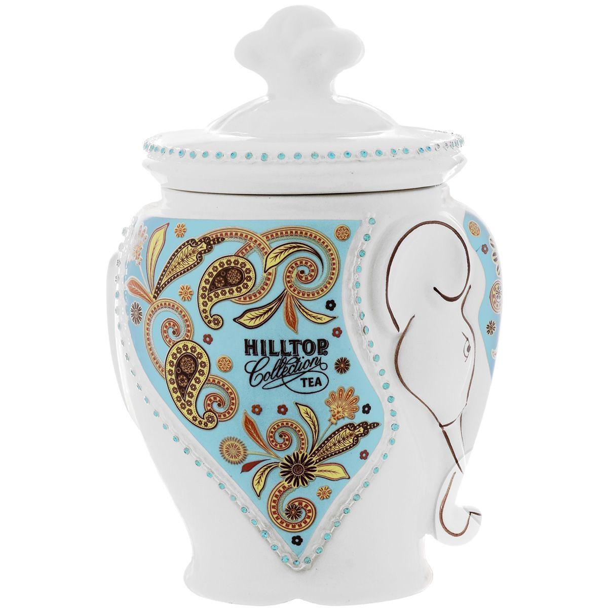 Чай Hilltop Milk Oolong Слон листовой 100 гр