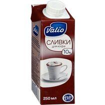 Сливки Valio для кофе 10%