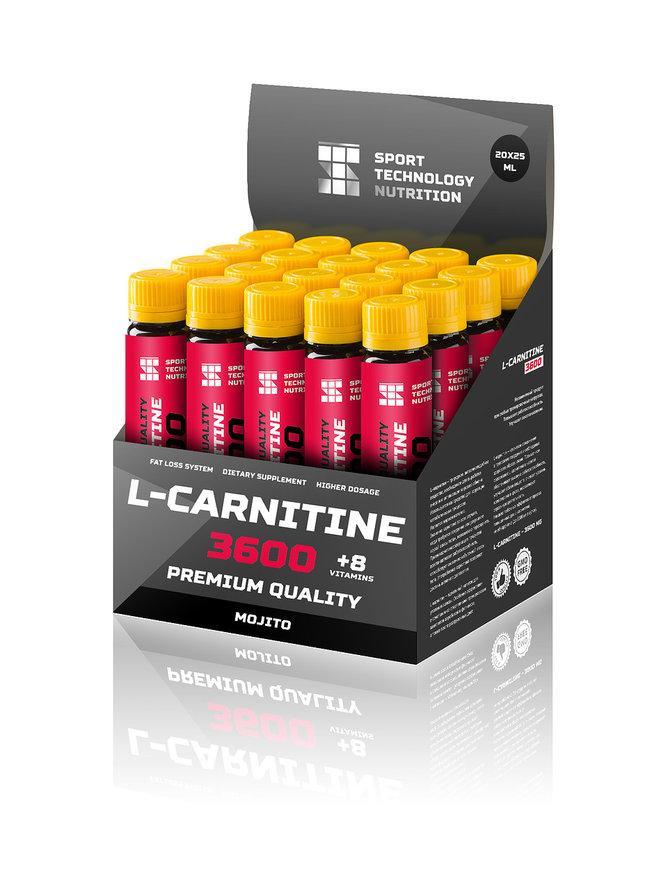 НПО СТ L-карнитин 3600 коробка