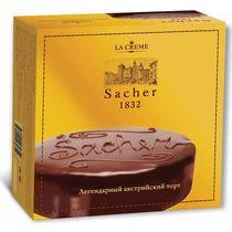 Торт La Creame Sacher 600 г.