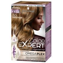Стойкая крем-краска для волос Schwarzkopf Color Expert 7.0 Темно-русый