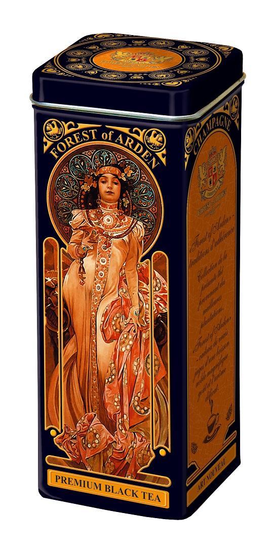 Чай Kwinst Золотой период черный листовой 140 гр