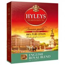 Чай Hyleys Королевский Купаж черный 200 гр