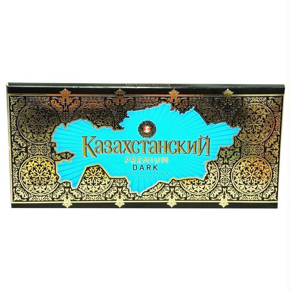 Шоколад Баян Сулу Казахстанский Dark premium
