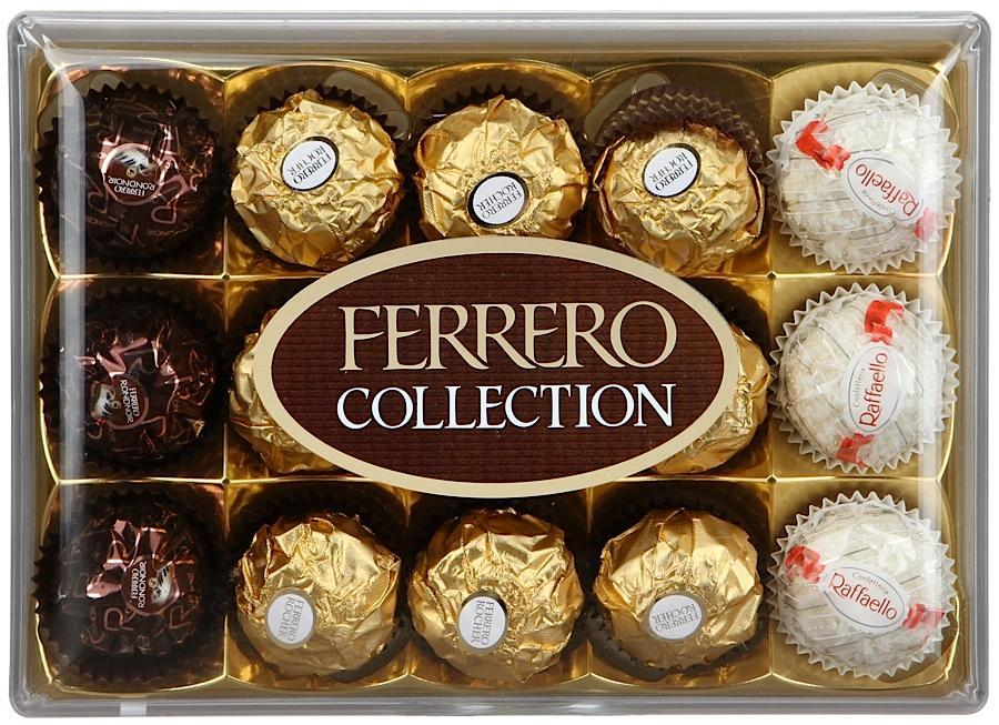 Набор конфет Ferrero Collection
