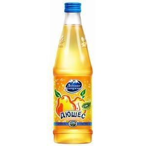 Газированный напиток Нарзан Ледяная жемчужина дюшес
