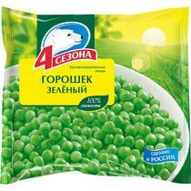 Горошек зеленый, 4 Сезона