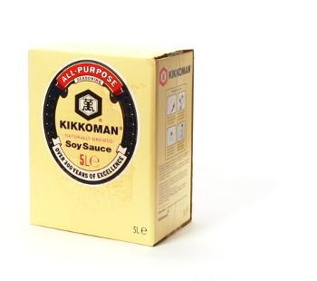 Соус Kikkoman соевый, NL