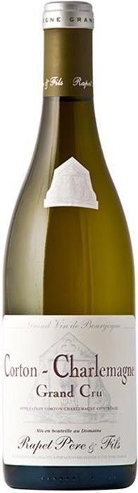 Вино Кортон-Шарлемань Гран Крю / Corton-Charlemagne Grand Cru,  Шардоне,  Белое Сухое, Франция