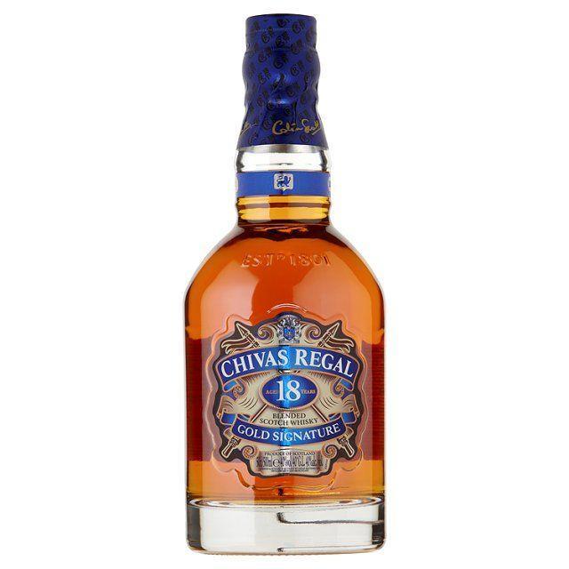 Виски Chivas Rеgal 18 years old шотландский 40 %