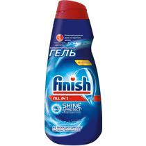 Гель Finish All in One для посудомоечных машин