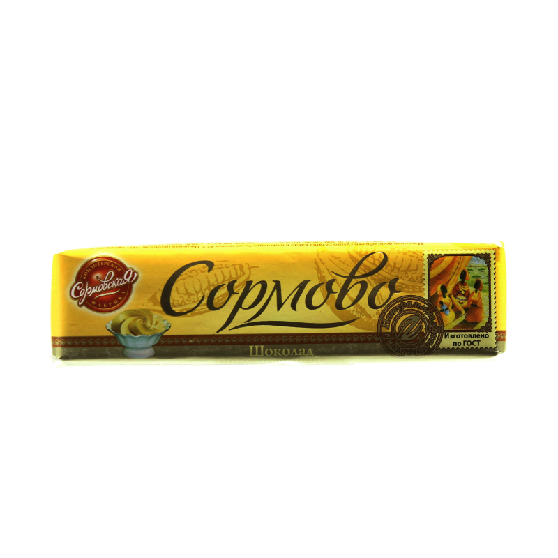 Батончик Сормовская КФ Сормово шоколадный