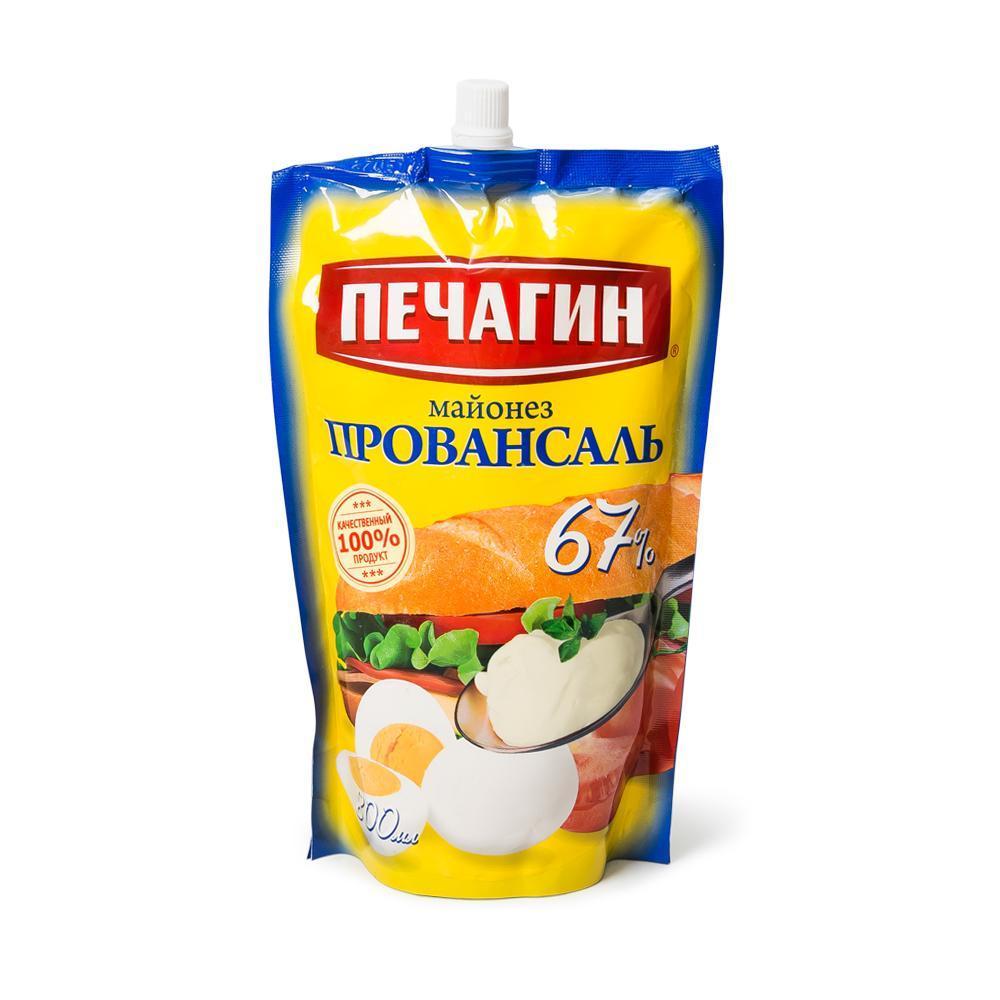 Майонез Печагин Провансаль 67%