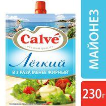 Соус Calve Майонезный легкий 20%