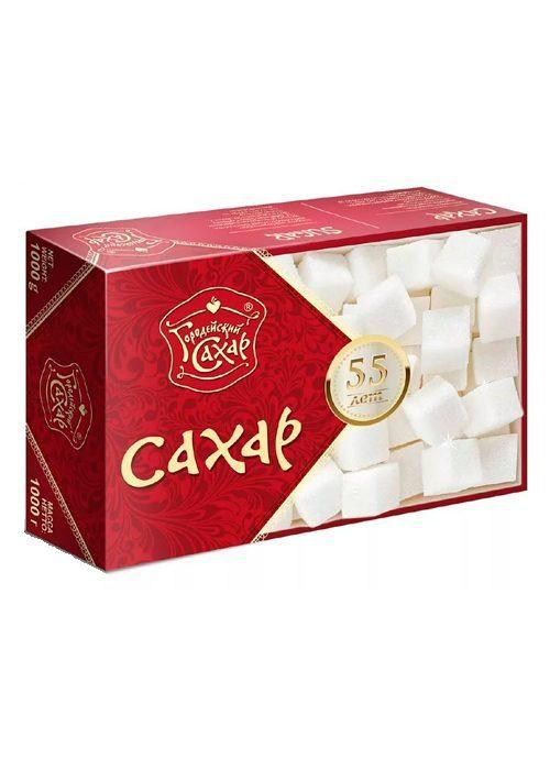 Сахар Городейский Прессованный в форме кубиков из сахарной свеклы