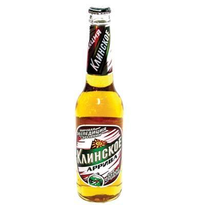 Пиво Клинское Аррива