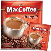 Кофе МасСoffee Strong 3в1