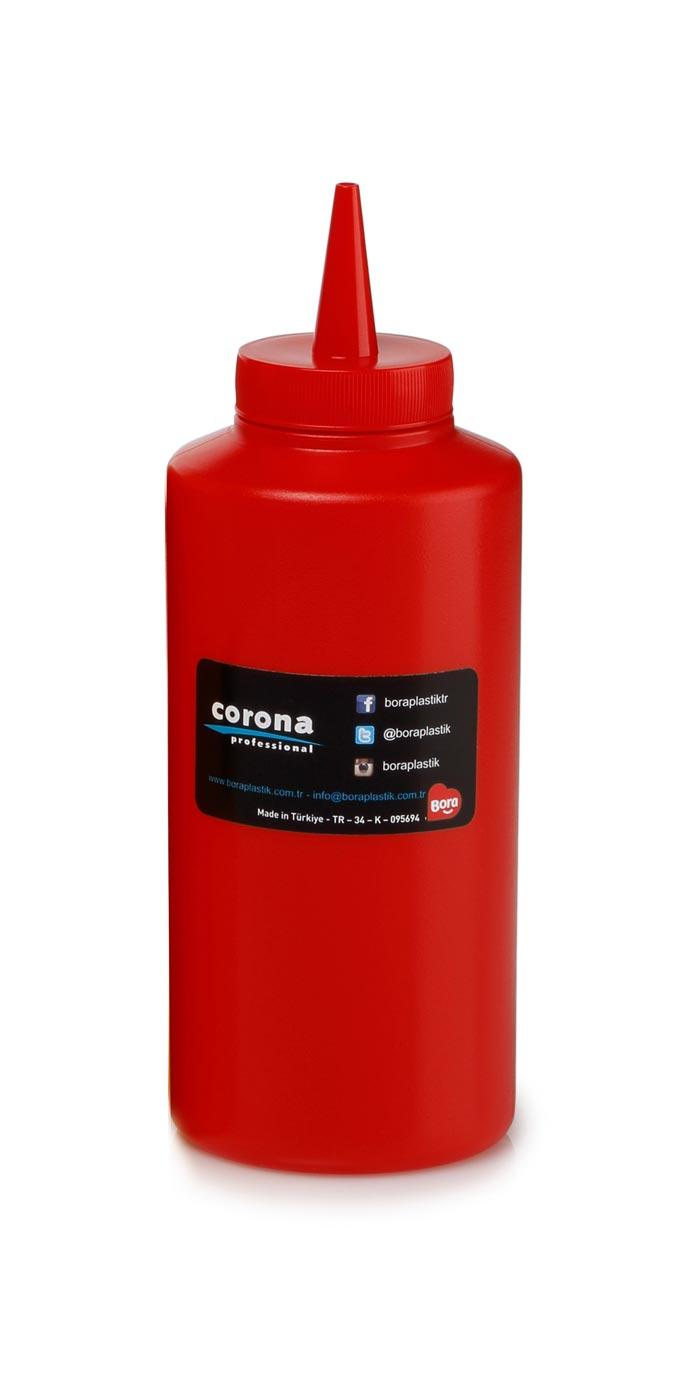 Дозатор Bora для соуса Красный 420мл.