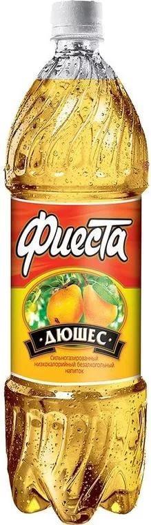 Газированный напиток Фиеста Дюшес