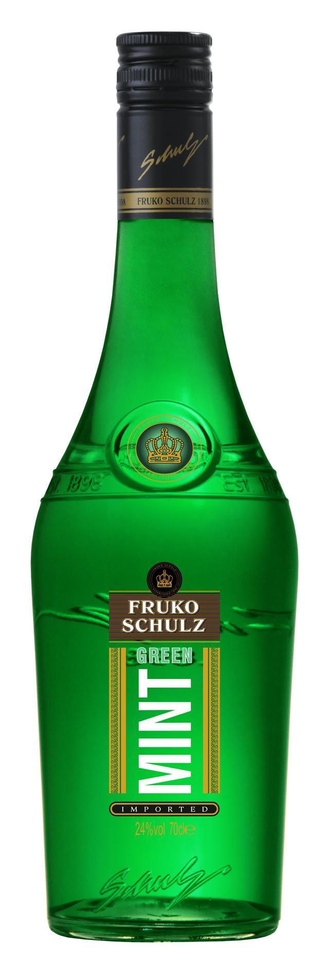 Ликеры «Фруко Шульц Зеленая Мята», Чешская Республика