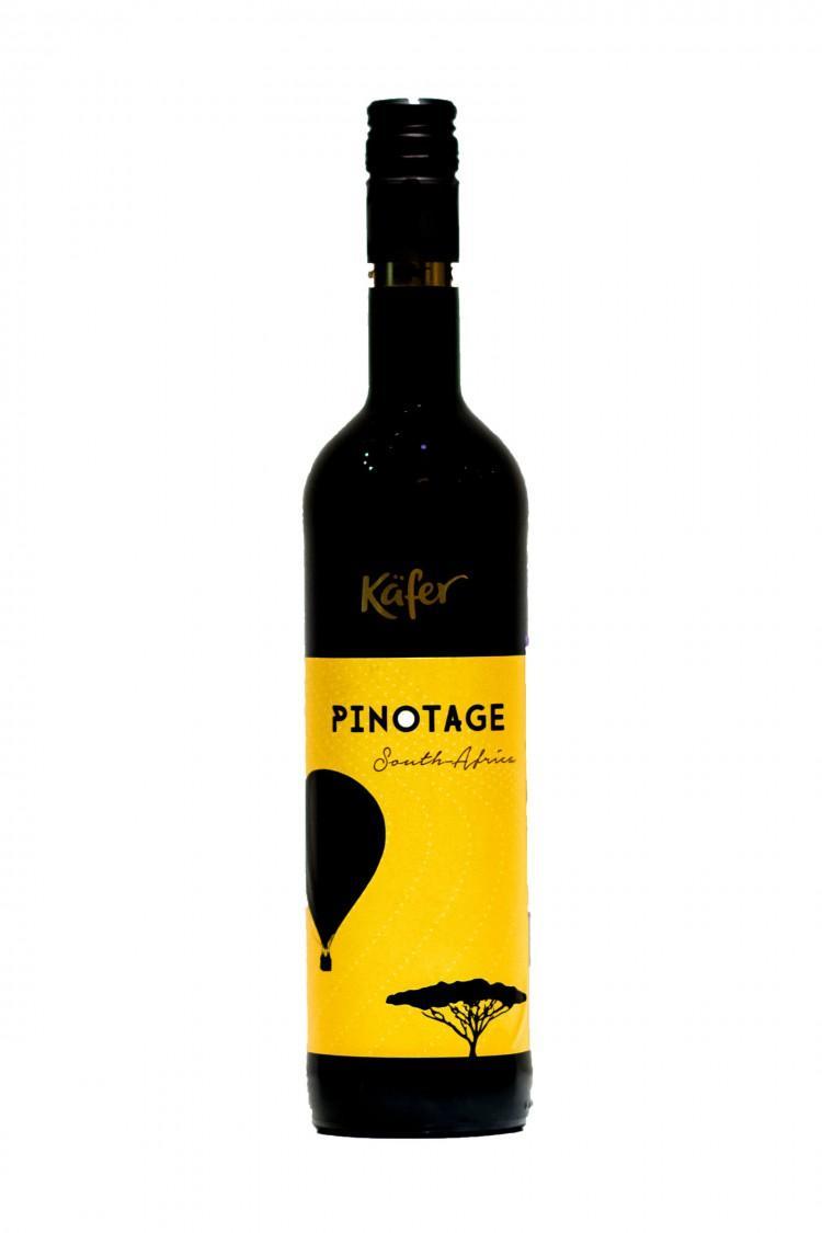 Вино Kafer Пинотаж Южная Африка красное сухое