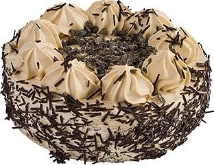 Торт Челны-хлеб Чернослив в сгущенном молоке