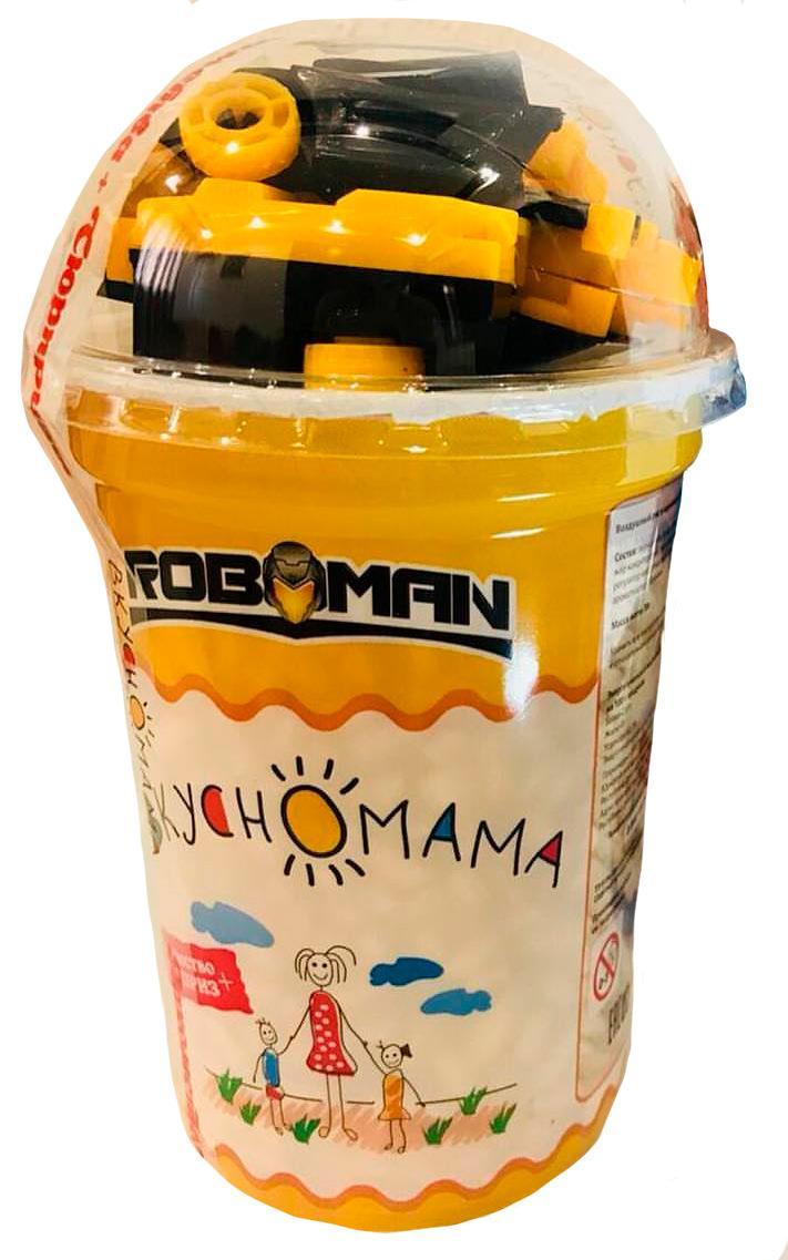 Воздушный рис Roboman с игрушкой Вкусномана