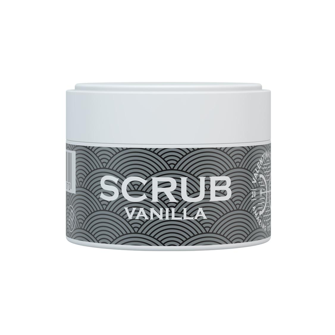 Скраб для тела Valentina Kostina Amazing Cosmetics Scrub Vanilla