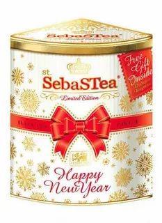Чай SebaSTea С новыгодом №1