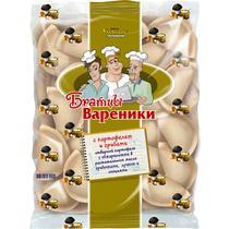 Вареники Братцы Вареники с картофелем и грибами